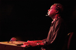 David Sancious on keyboards