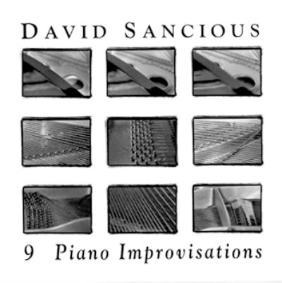 David Sancious, 9 Improvisations