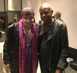 Steve Van Zant and David Sancious